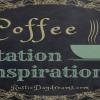 RusticDaydreams.com Coffee Station Inspiration