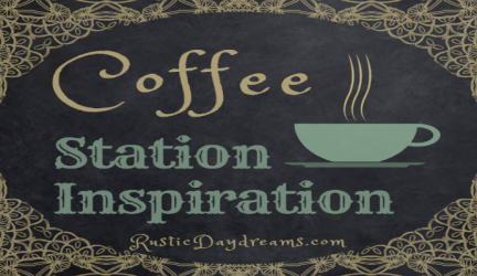 Coffee Station Inspiration